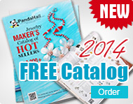 Free Jewelry Maker's Catalog of Hot Sellers for 2014