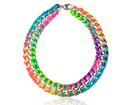Nylon Braided Necklaces