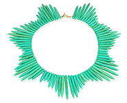 Spike Fringe Necklaces