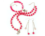 Valentine's Day Jewelry Sets