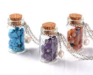 Wishing Bottle Necklaces
