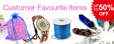Customer Favourite Items - Save Up to 50% OFF
