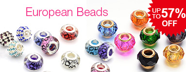 European Beads - Save Up to 57% OFF