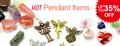 Hot Pendant Items - Save Up to 35