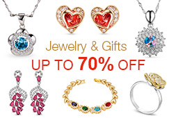 Jewelry & Gifts  - Save Up to 70% OFF