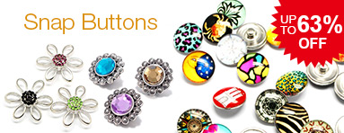 Snap Buttons - Save Up to 63% OFF