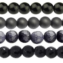 Schwarze Stein