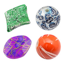 Acrylic Beads-Drawbench