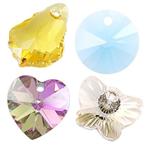 Austrian Crystal Pendants
