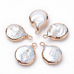 Colgantes de Perlas