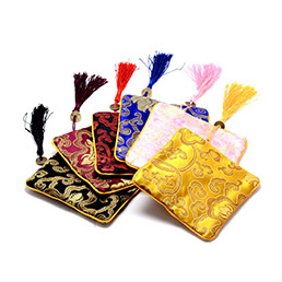 Silk & Cloth Pouches