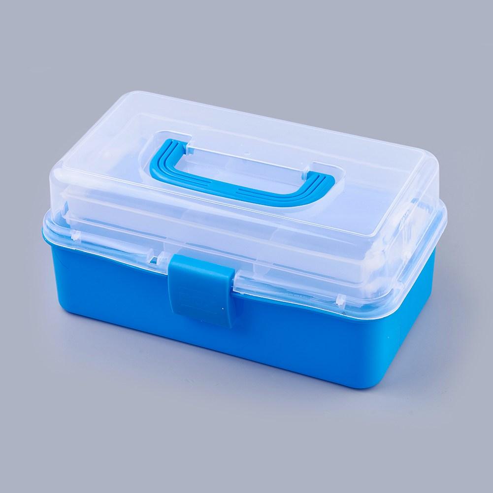 Kunststoff Schachtel