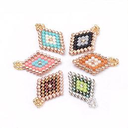 Loom Pattern Seed Beads