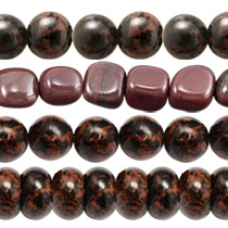 Mahogany Obsidiana