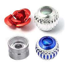 Aluminium Perlen