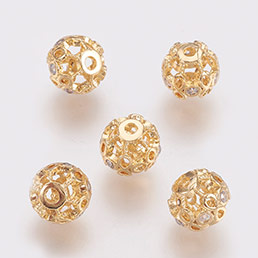 Filigree Beads