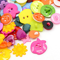 Boutons Acryliques