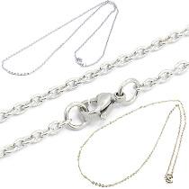 Edelstahl Halsketten