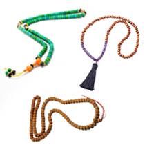 Buddhist Necklaces