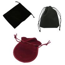 Bolsas de Terciopelo/Lana