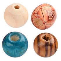 Perline in Legno & Nut