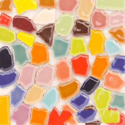 Mosaico Fabbricazione