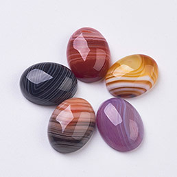 Edelstein Cabochons