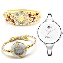 バングル腕時計
