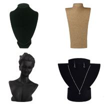 Halskette Displays