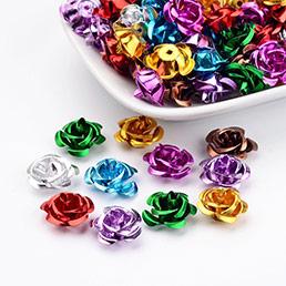Perles En Aluminium