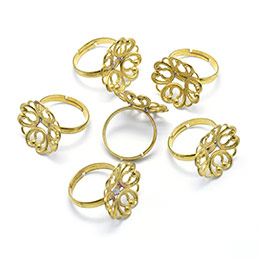 Filigree Ring Settings