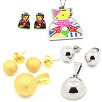 Earrings & Pendants Set