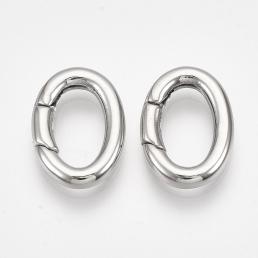 Spring Gate Rings