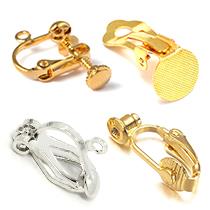 Componentes De Clip Aretes