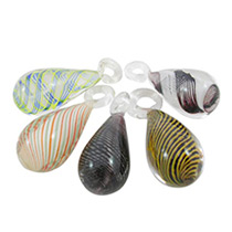 Blown Glass Pendants