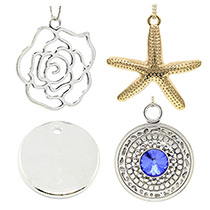 Alloy Pendants & Charms