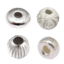 Sterling Silber Spacers