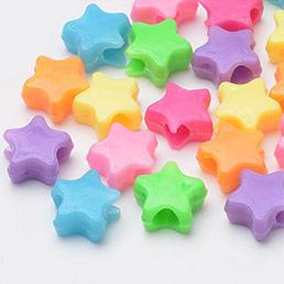 Plastic Beads