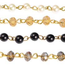 Handgemachte Perlen Ketten