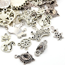Pendant Rhinestone Settings
