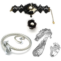 Kits Bracelets & Bagues