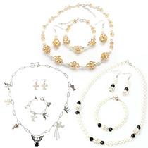 Bracelets & Boucles D'oreilles & Colliers