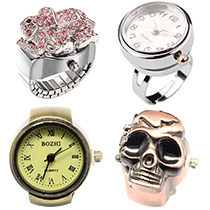 Finger Ring Watches