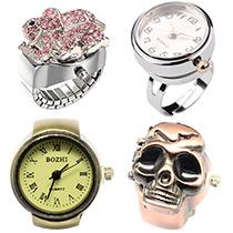 リング腕時計