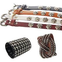 Bracelets Cloutés & Rivets