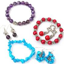 Armbänder & Ohrringe Sets